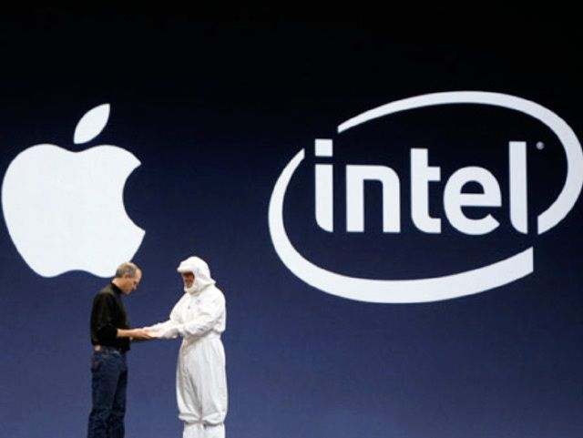 Apple ships chip technology to China
