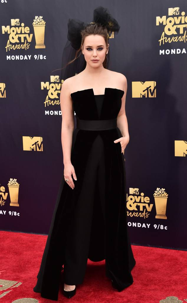 MTV Movie & TV Awards 2018 Red Carpet Fashion: See All the Stars' Bold Looks
