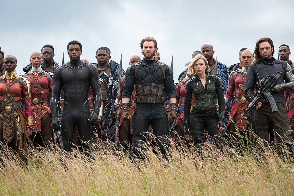 Behind the Scenes of Avengers: Infinity War's Crushing Finale