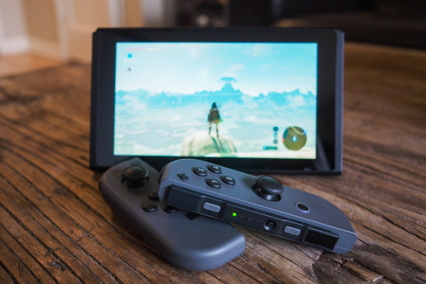 Nintendo's profit jumps 88% as it nears 20 million Switch sales