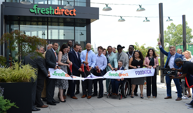 Fresh Direct Comes To The Bronx