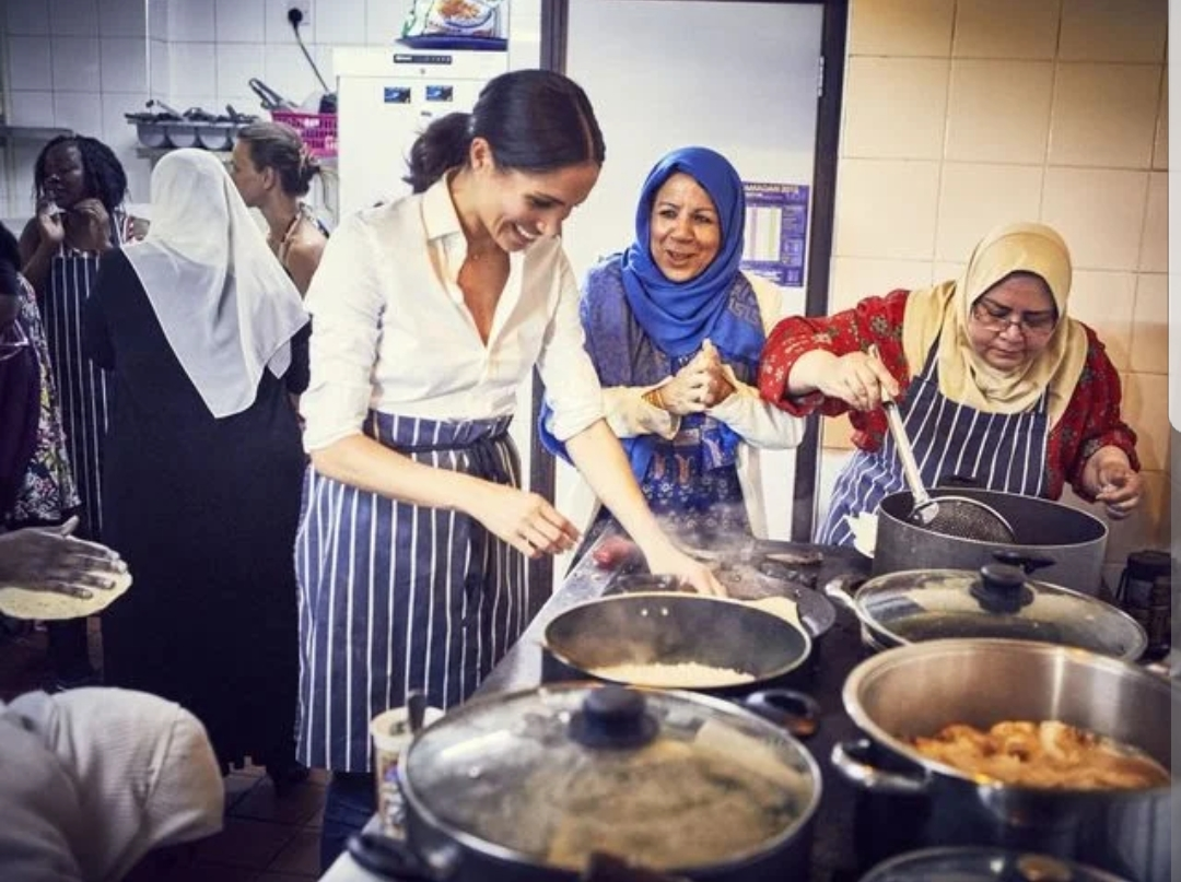 Meghan Markle Records a Special Video to Promote Charity Cookbook