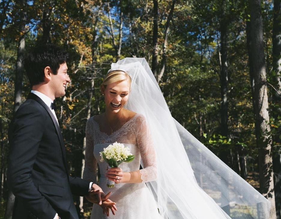 Karlie Kloss Marries Joshua Kushner 3 Months After Engagement