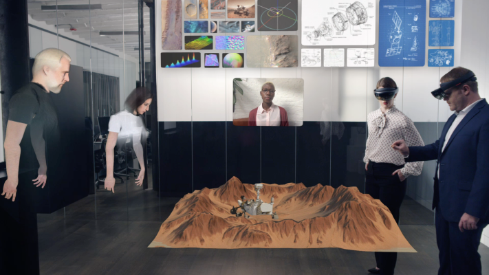 Spatial raises $8 million to bring augmented reality to your office life