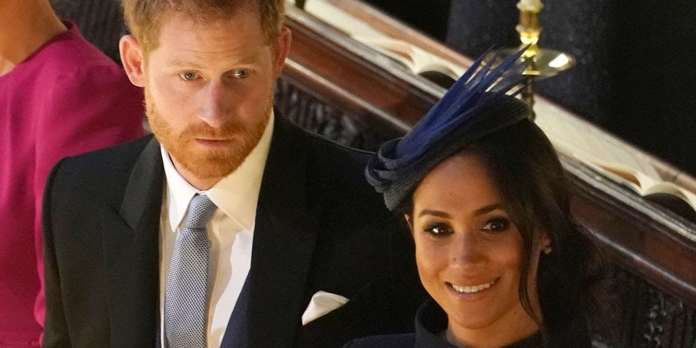 Prince Harry and Meghan Markle's Pregnancy