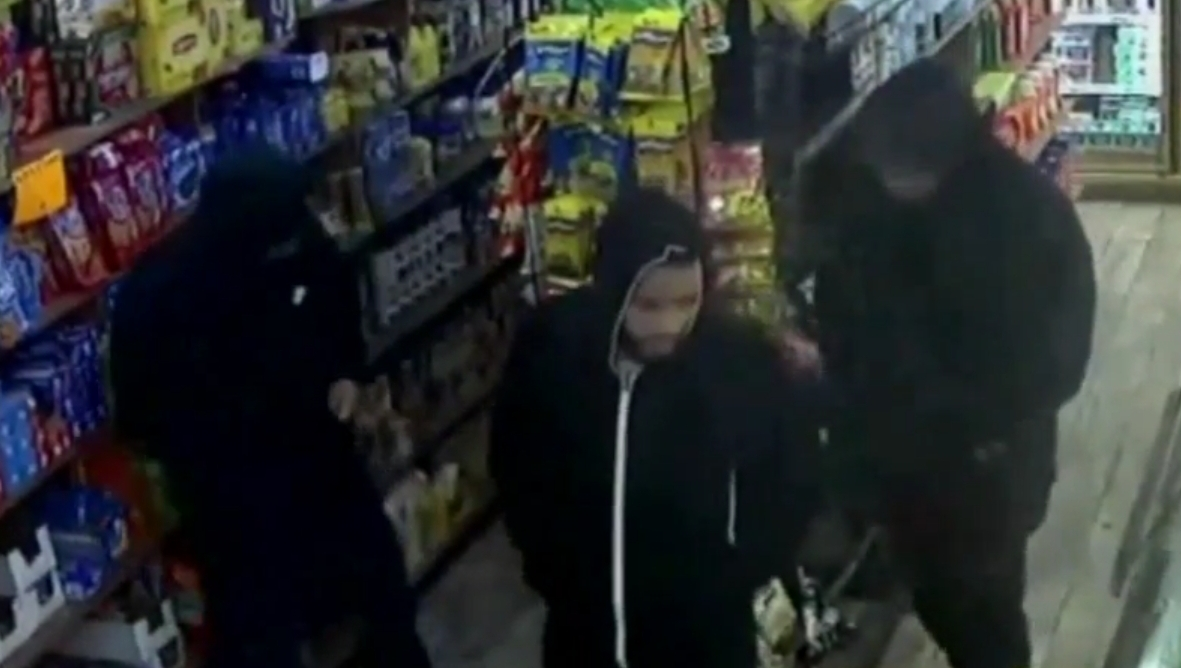 Bodega Robbers in NYC