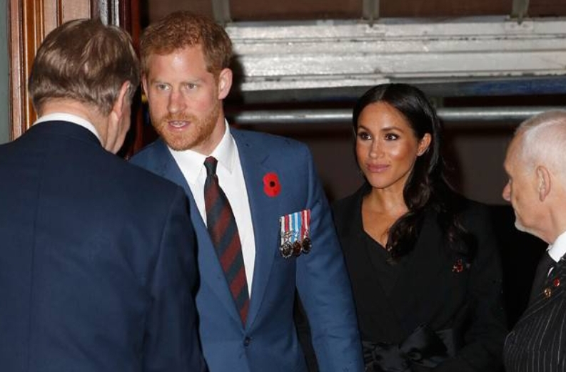 Meghan Markle and Prince Harry Reunite With Kate Middleton and Prince William Amid Royal Split News