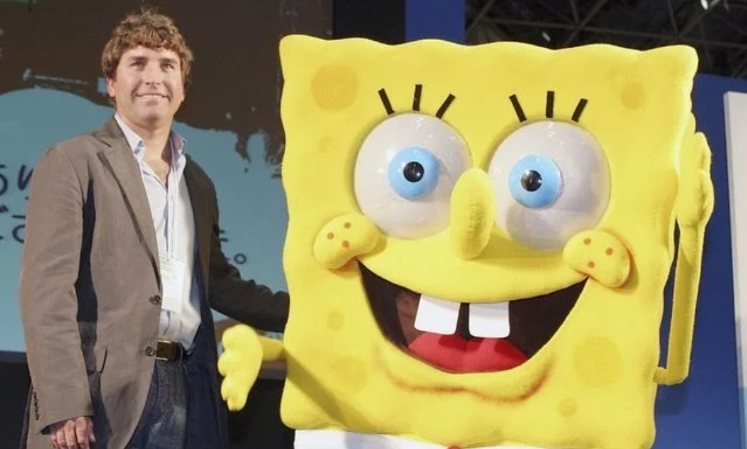 RIP Stephen Hillenburg Creator of Spongebob