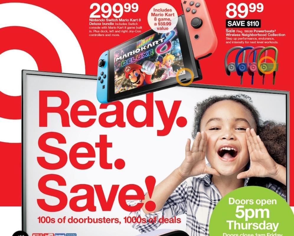 Target Black Friday Online Deals