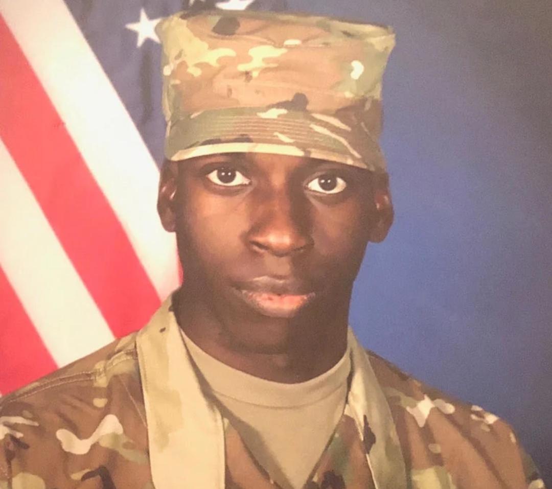 Black Man Helping People Shot By Police