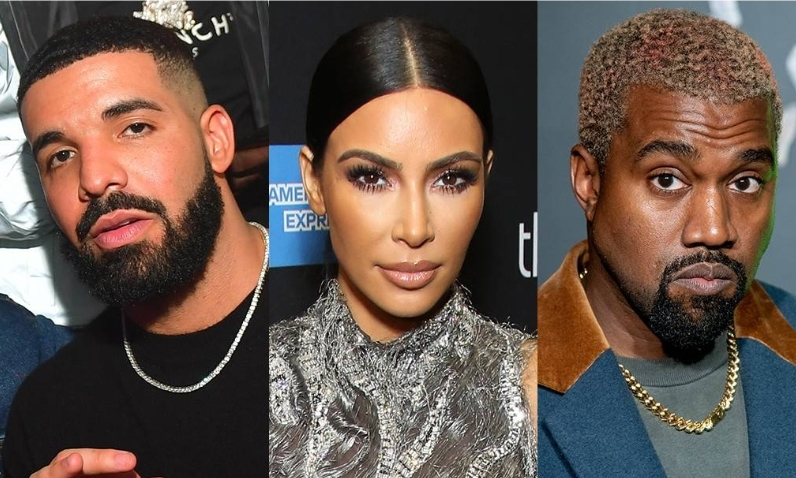 Why Kim Kardashian Defended Kanye West as He Waged War on Drake