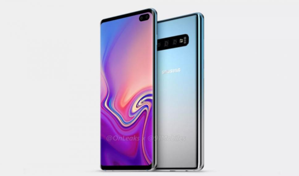 Samsung Galaxy S10 Full Details