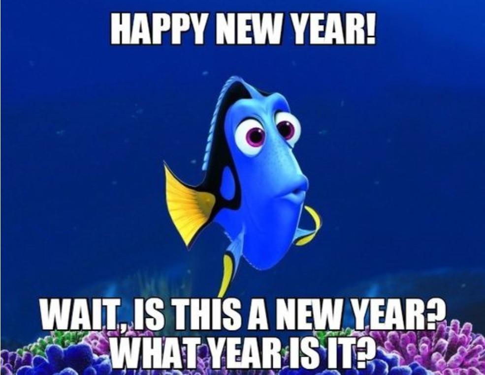 Funny Happy New Year's Memes