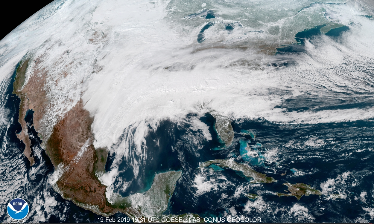 Powerful Storm Could Affect About 200 Million People In The US