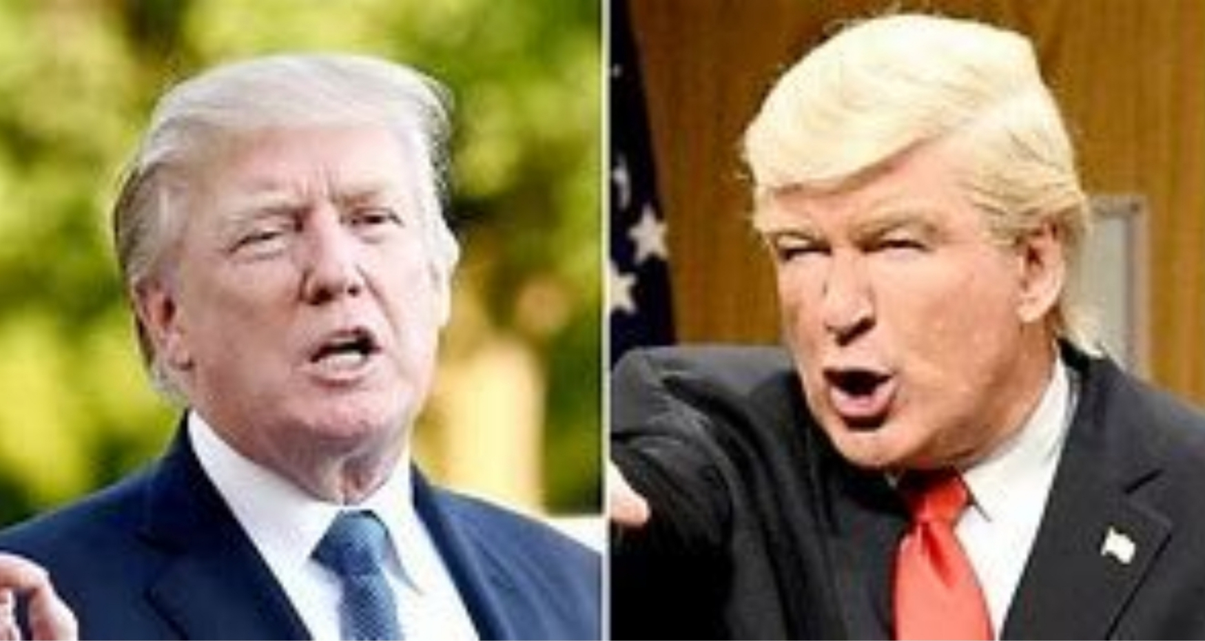 """Baldwin: Trump's Tweet Could Be Considered """"A Threat To My Safety"""""""