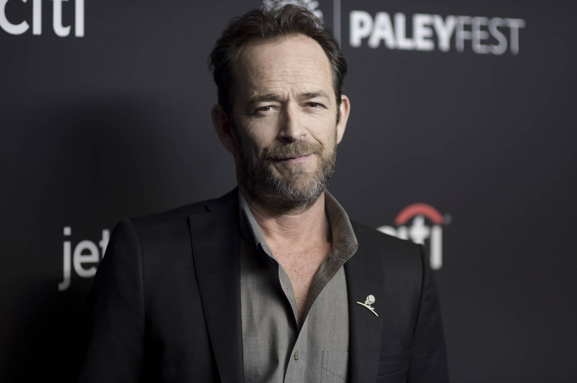 Actor Luke Perry Hospitalized After Suffering Stroke