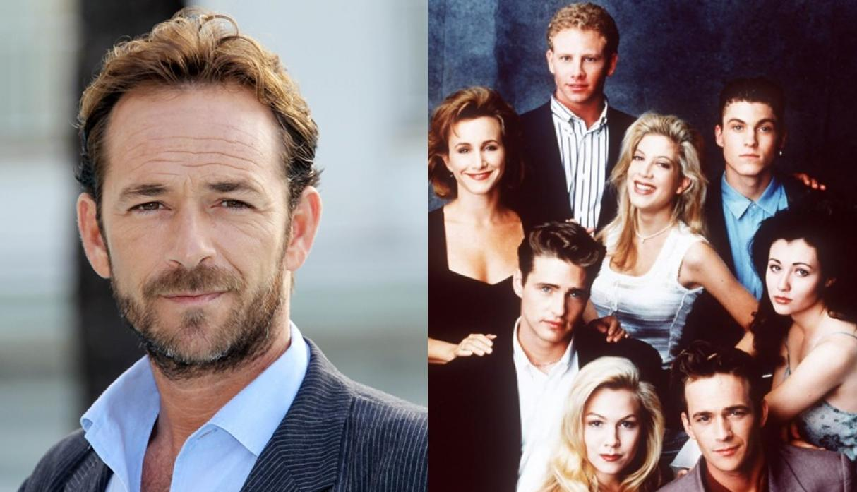Actor Luke Perry Dies, 52