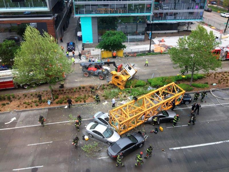 Deadly Seattle crane collapse was likely caused by human error, experts say