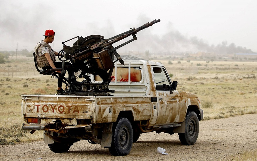 More fuel for the Libyan fire