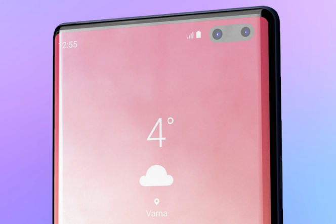Samsung Note 10 Leak