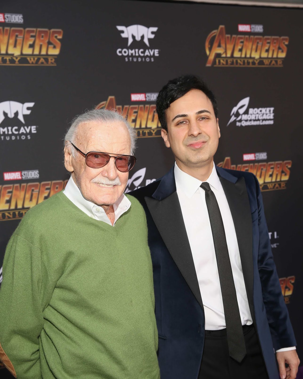 Stan Lee's former manager charged with elder abuse