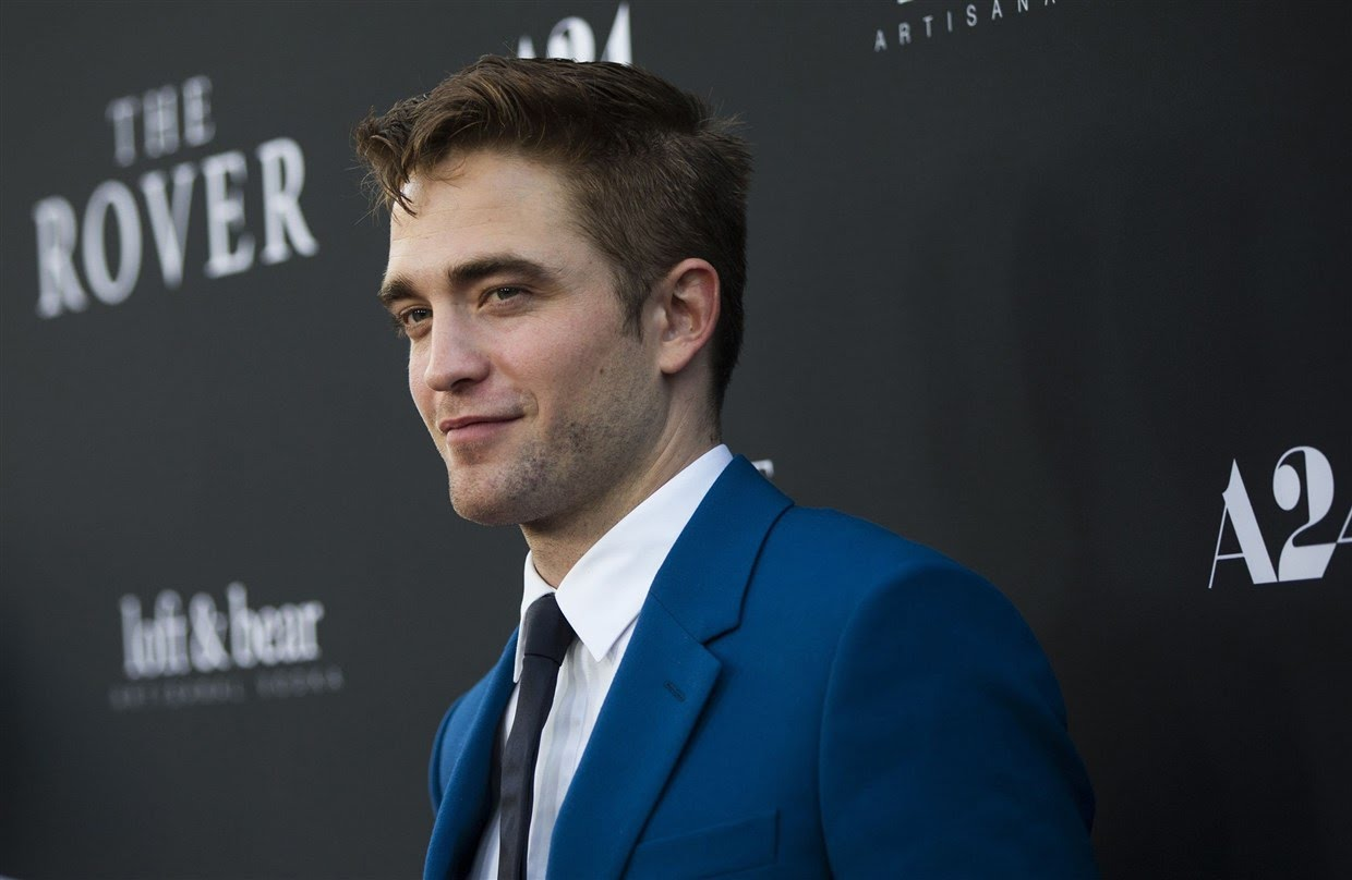 Report says Robert Pattinson in talks to play 'The Batman' in new film