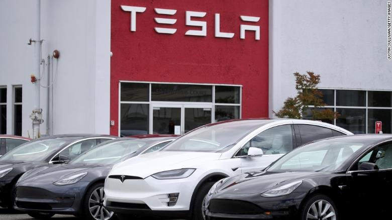 Tesla stock drops amid safety concerns