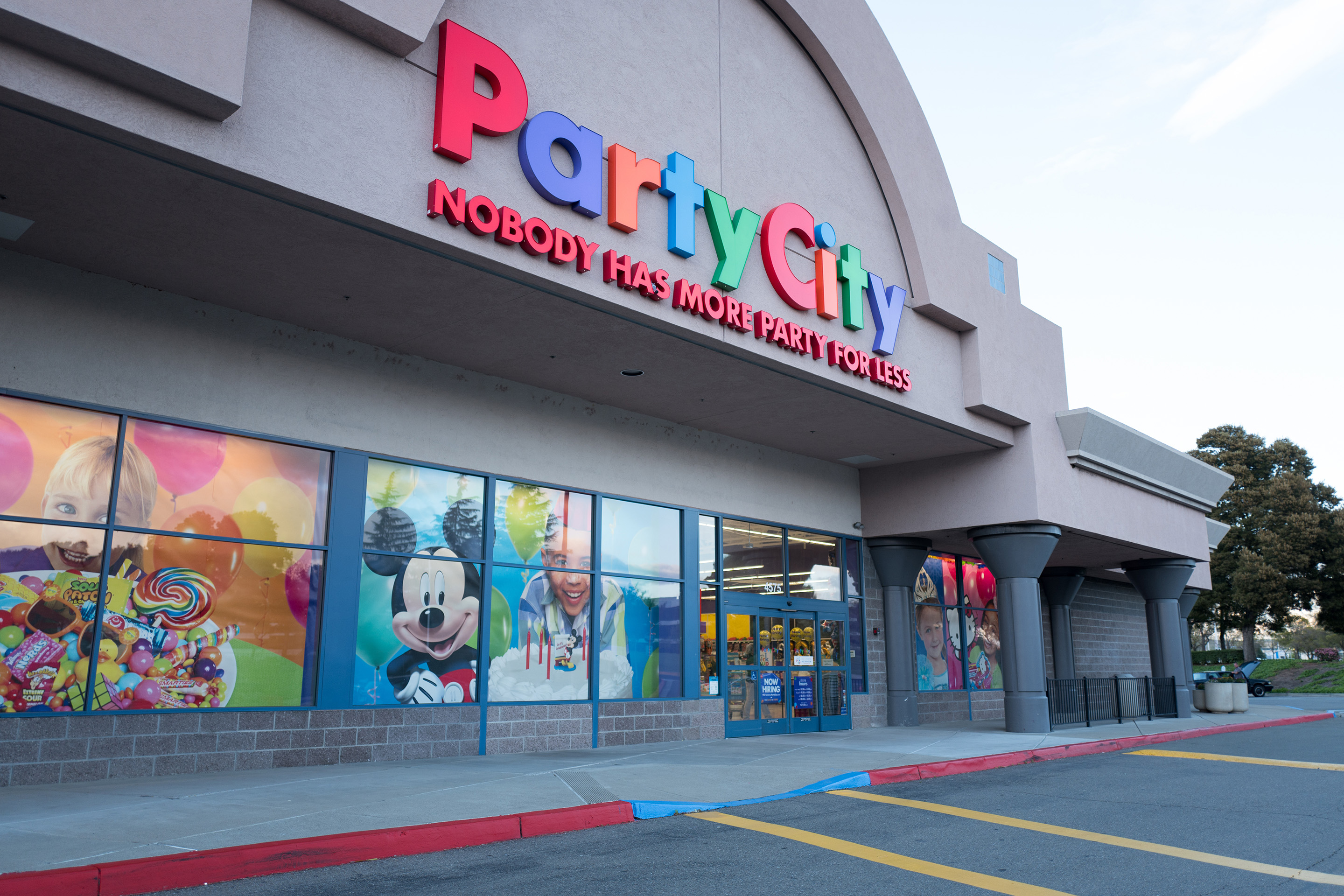 Party City says it is closing 45 stores amid a global helium shortage