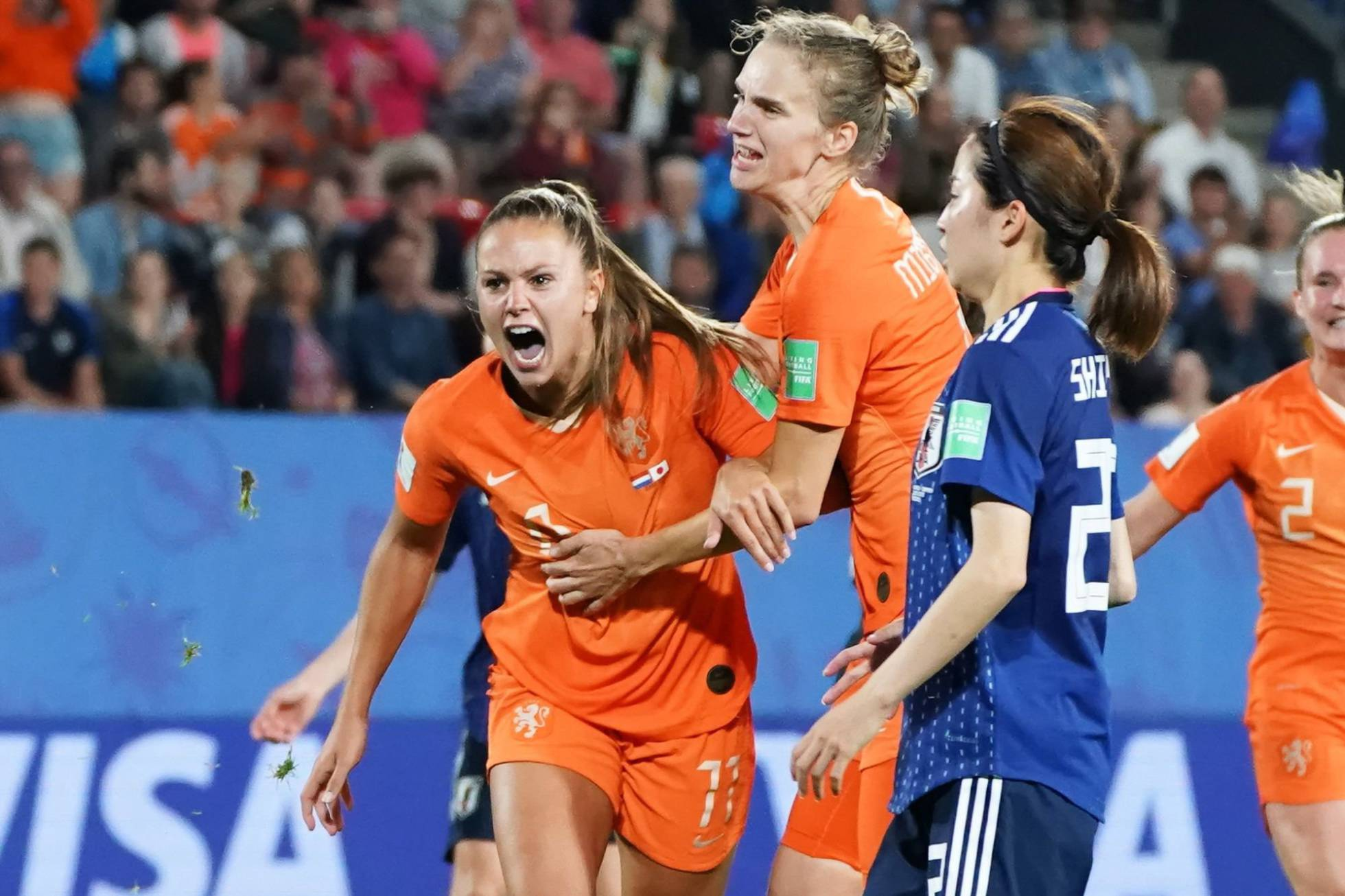 Women's World Cup 2019: calendar and results