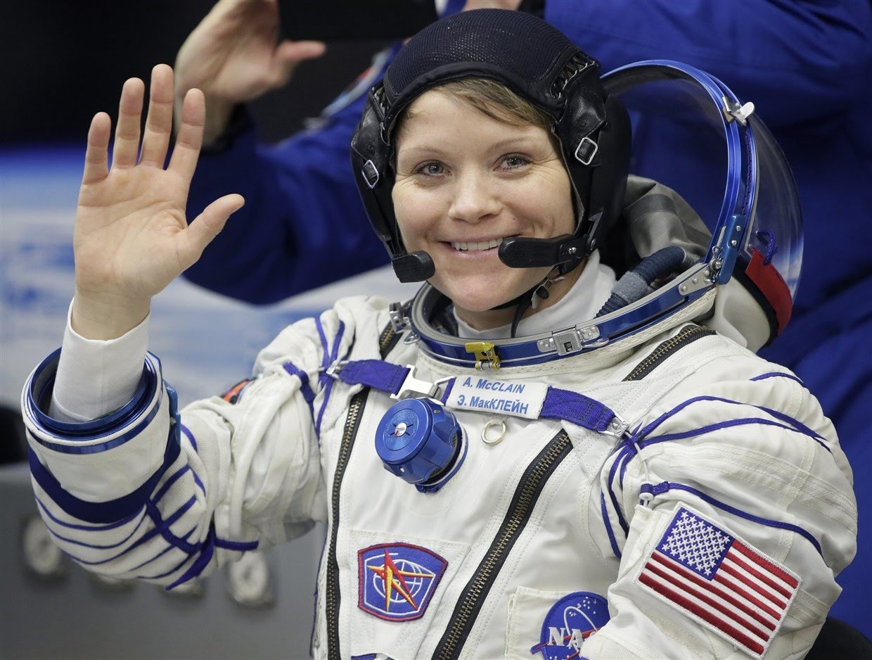 A top NASA astronaut is accused of hacking her estranged spouse's bank account from space