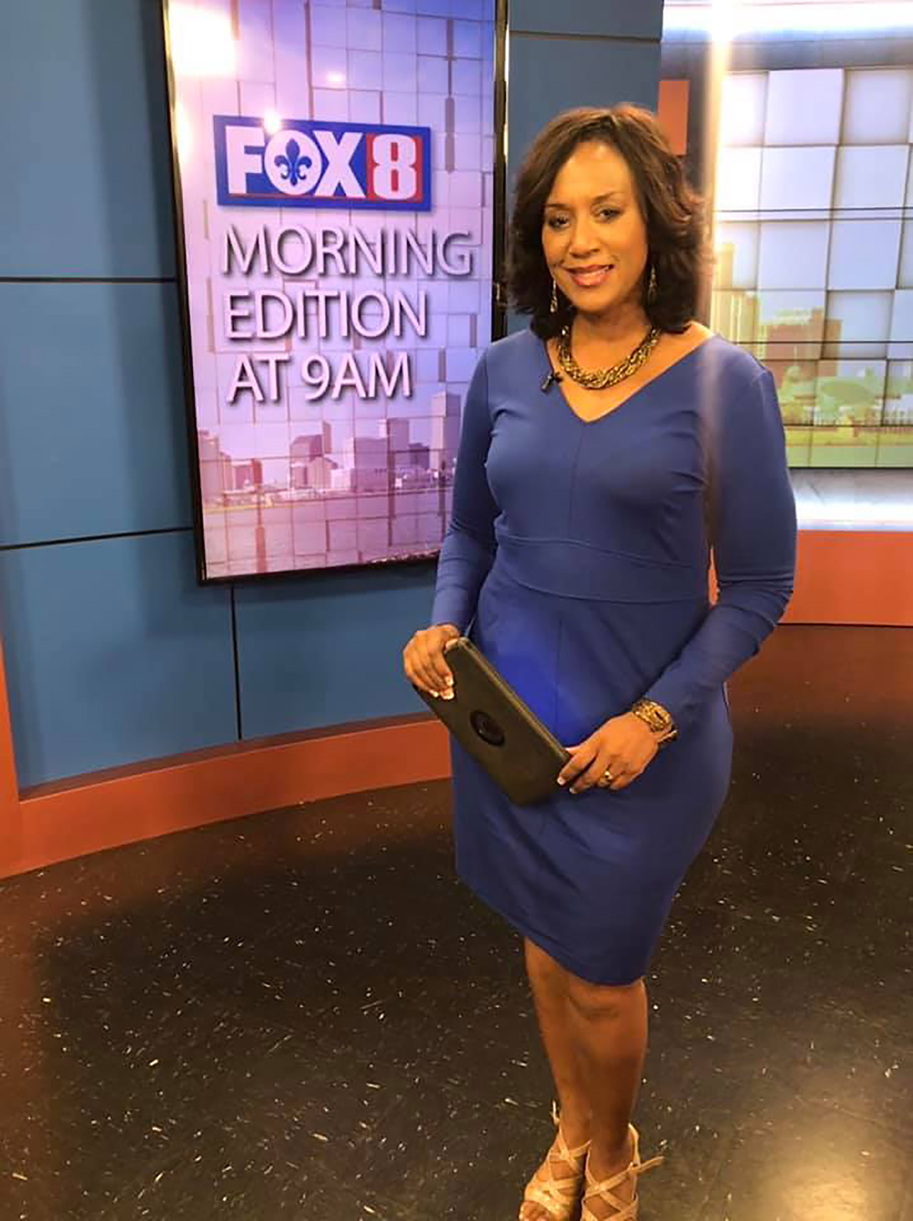 New Orleans TV anchor Nancy Parker dies in plane crash while reporting a story