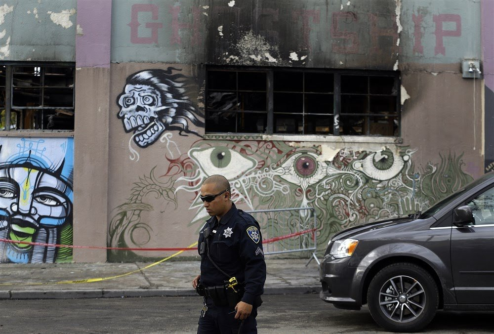 Ghost Ship' warehouse fire trial verdict