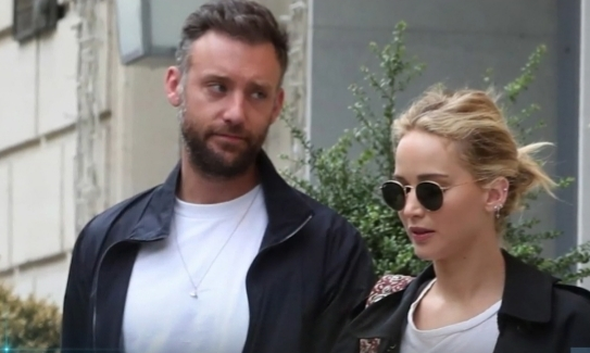 Jennifer Lawrence and Cooke Maroney Spark rumors of marriage after the sighting in court