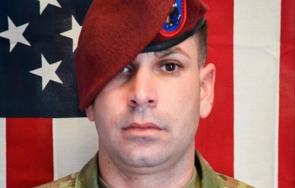 United States Sgt. 1st Class Elis Barreto-Ortiz killed Thursday in Afghanistan.