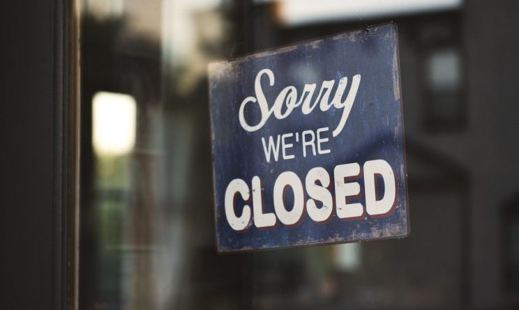 More store closures will arrive: it is estimated that 12,000 stores could close at the end of 2019