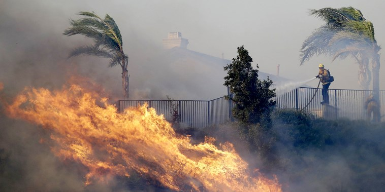 Three dead following Southern California wildfires