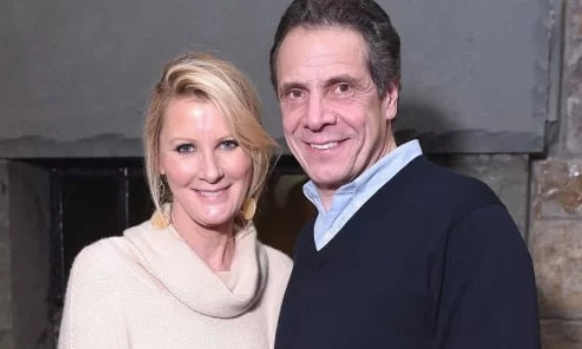 New York Governor Andrew Cuomo and Sandra Lee separated