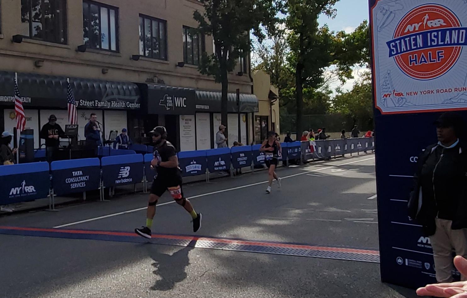 NYRR Staten Island Half Marathon 2019