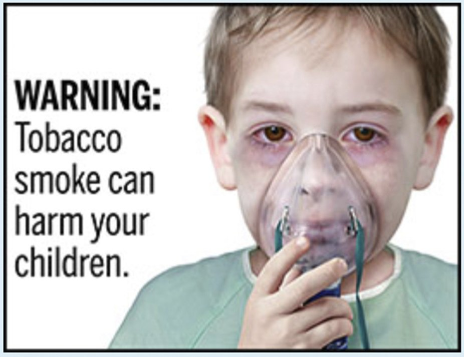 Support for Graphic Warning Labels on Cigarette Packs