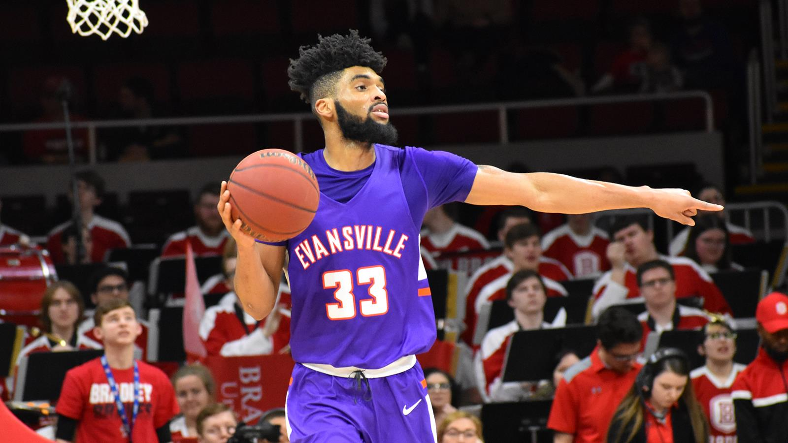 Evansville Stuns No. 1 Kentucky At Rupp As No. 1 Team Loses For Second Time In November
