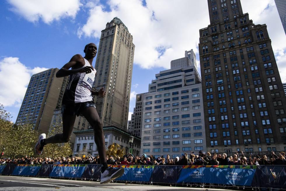 The New York Marathon 2019