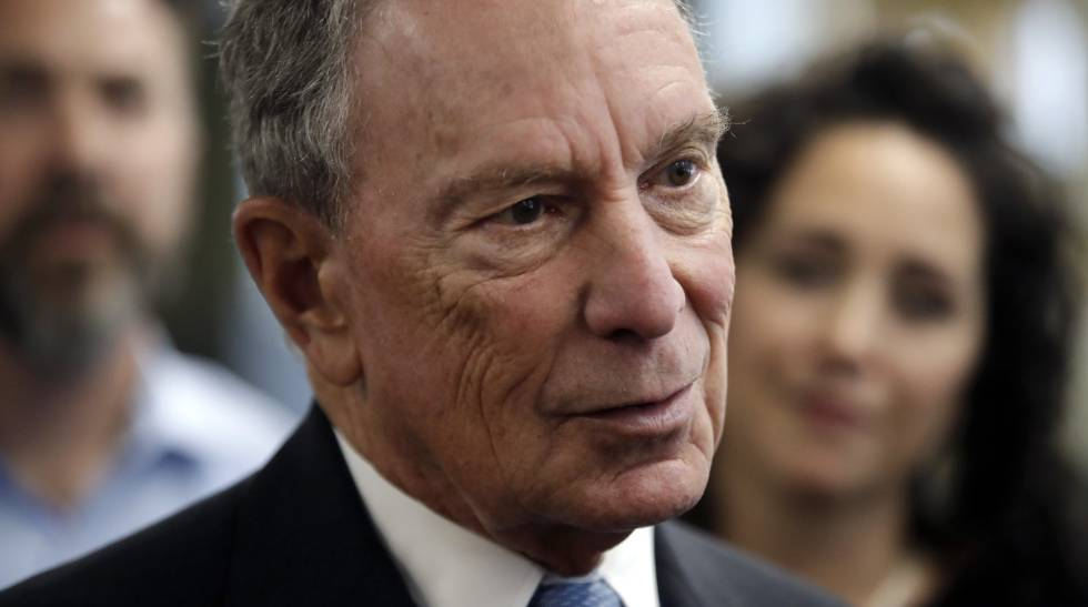 """""""Opportunists"""" and """"belated"""" qualify Bloomberg apologies for 'stop and frisk' plan"""