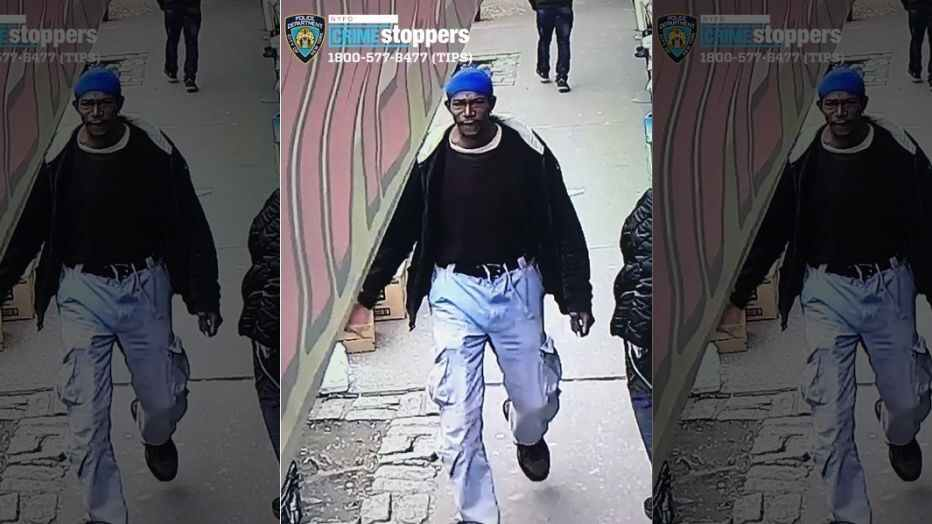 NYPD searching for suspect caught on video randomly attacking 81-year-old man in the Bronx