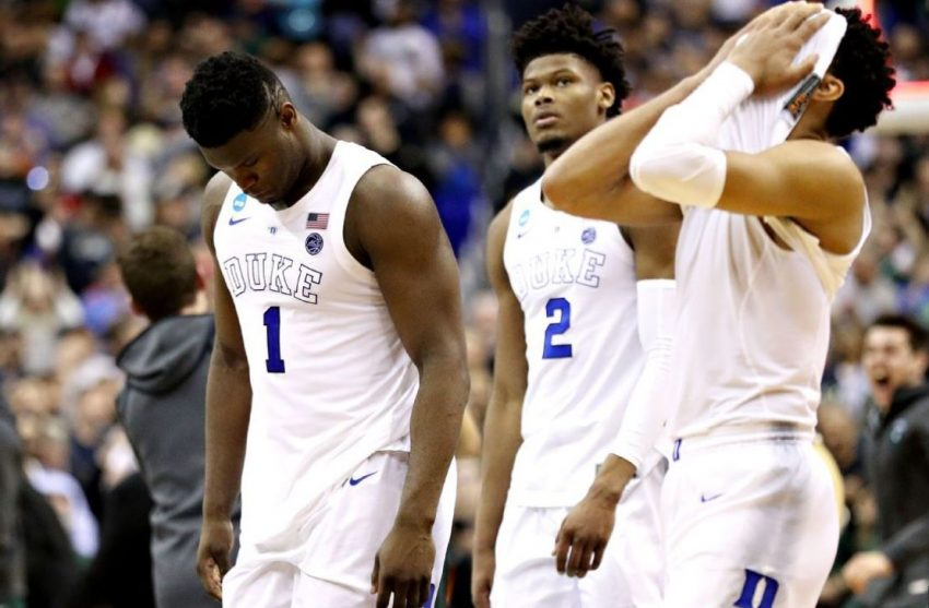 Basket NCAA: the number 1 Duke falls in the last second