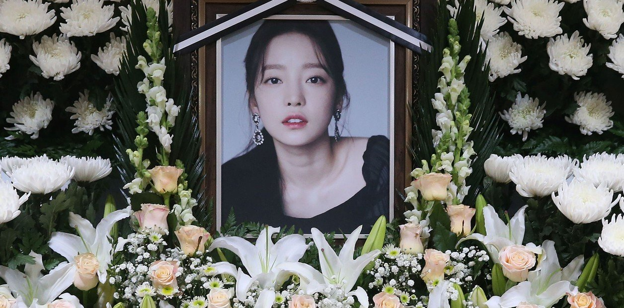 K-pop star Goo Hara dies