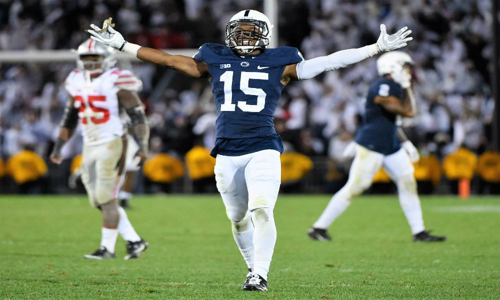 Penn State finally gets on the board in Columbus