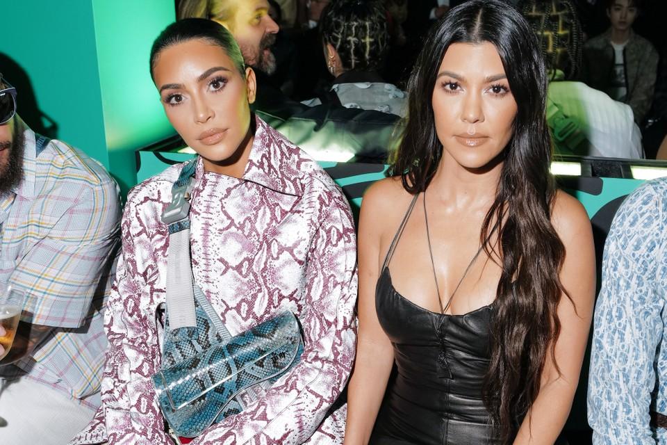 Kim Kardashian, Maluma and Beckham at the Dior Men Pre Fall 2020 Fashion Show