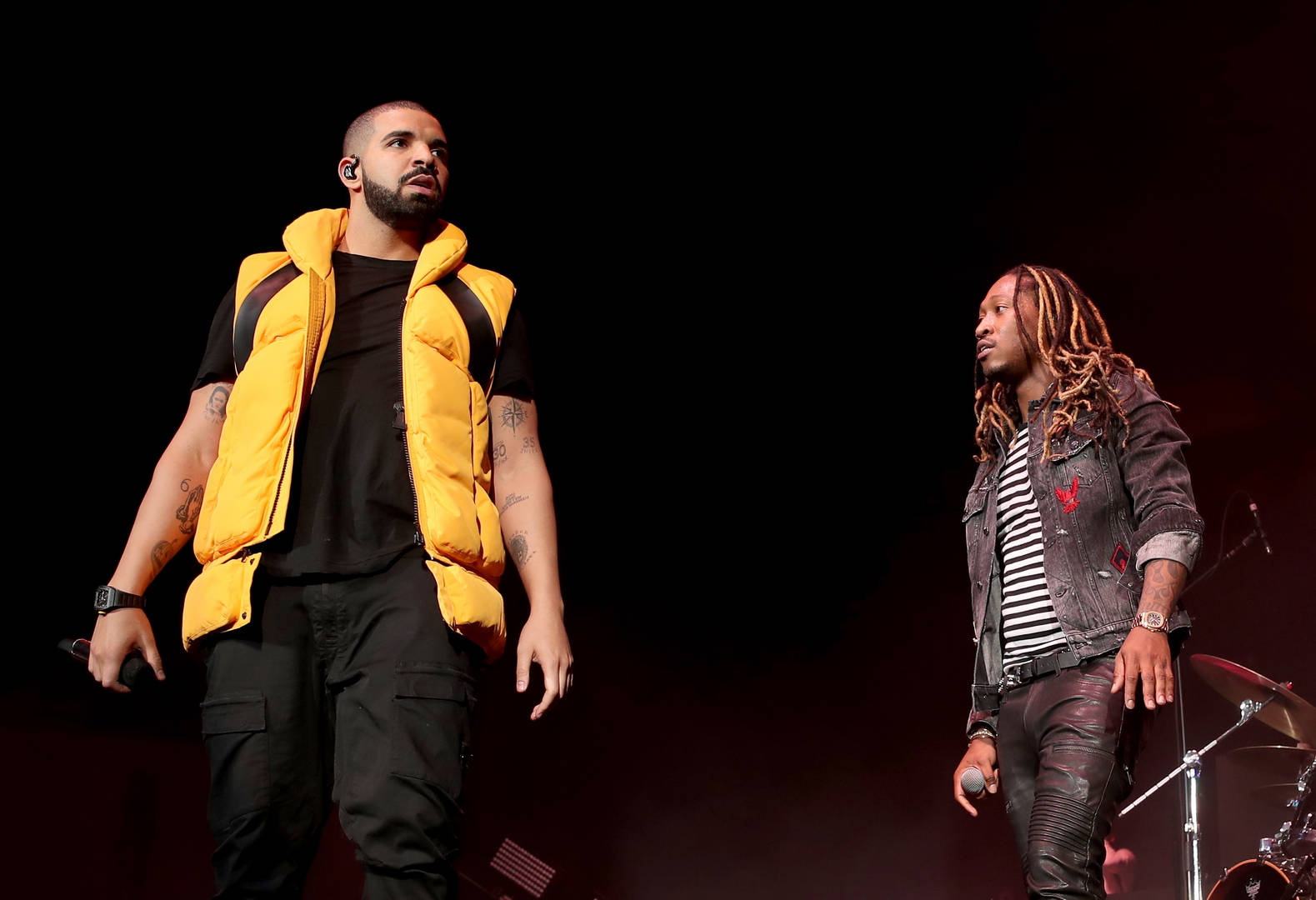 Drake and Future debut 'Life is Good' video