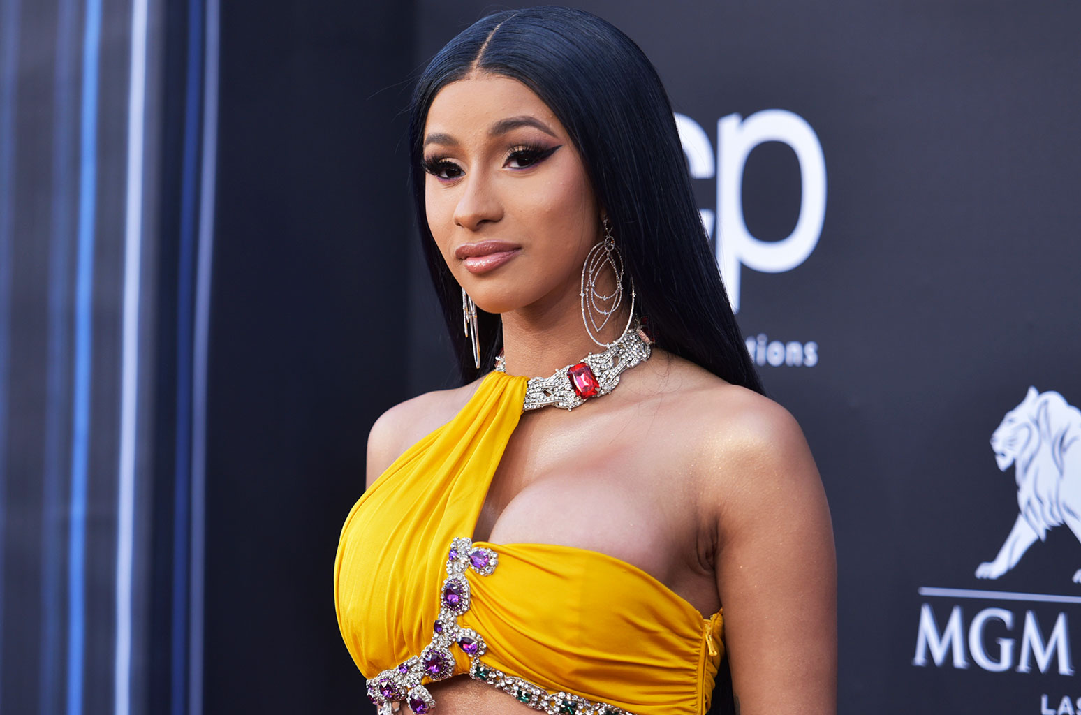Cardi B expresses her desire to participate in politics and Bernie Sanders supports her