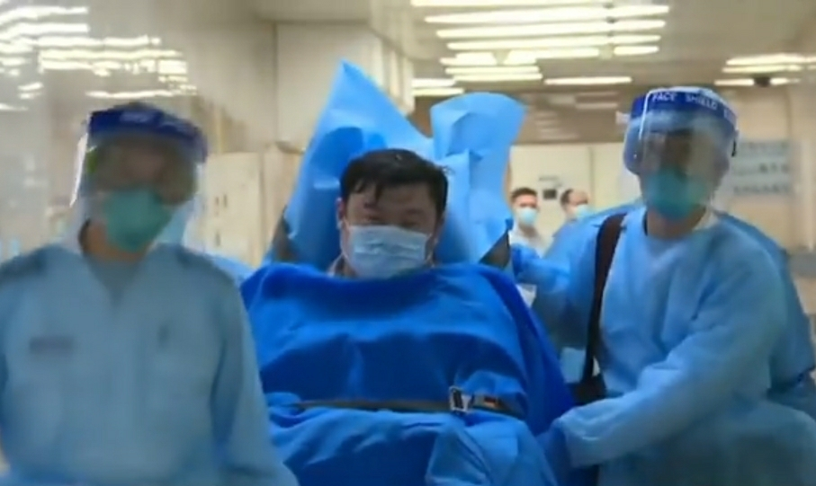 China Locks Down Wuhan with threats of Corona Virus
